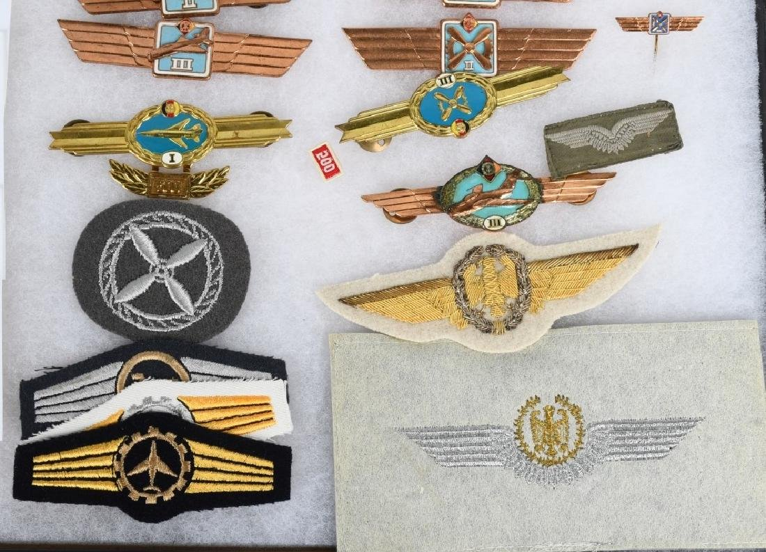 AIR FORCE WINGS & INSIGNIA - GERMANY - NORWAY - 5