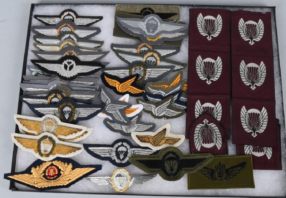 AIR FORCE WINGS & INSIGNIA - GERMANY - NORWAY - 6
