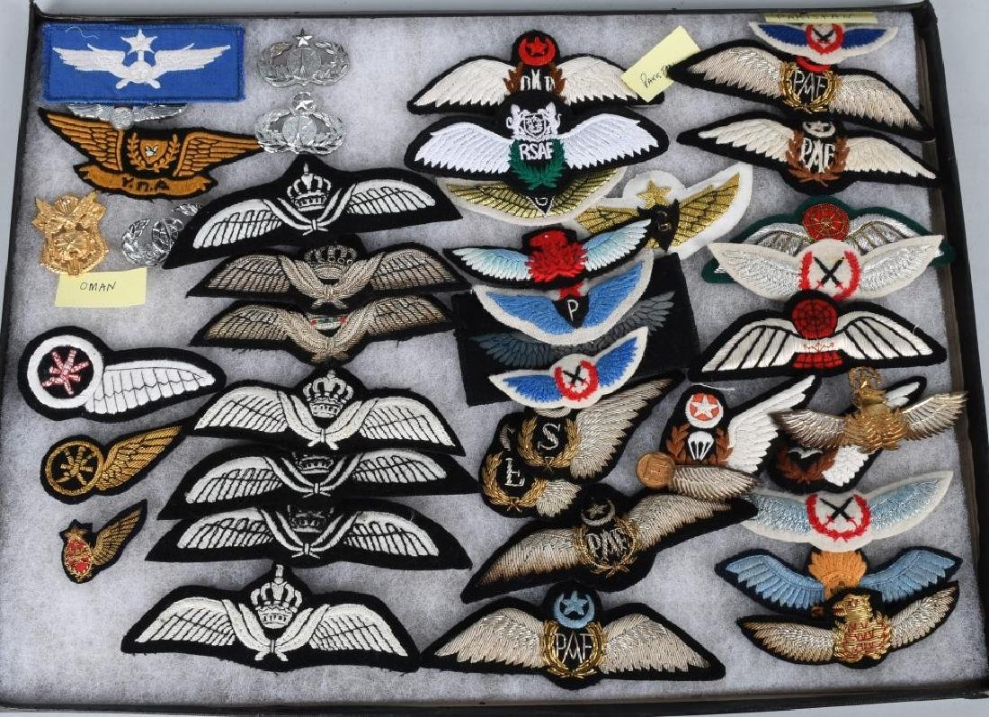 AIR FORCE WINGS & INSIGNIA AFRICA - MIDDLE EAST - 2