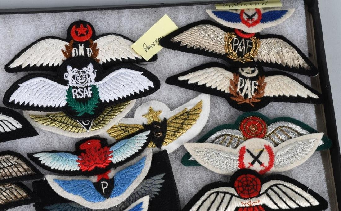 AIR FORCE WINGS & INSIGNIA AFRICA - MIDDLE EAST - 4