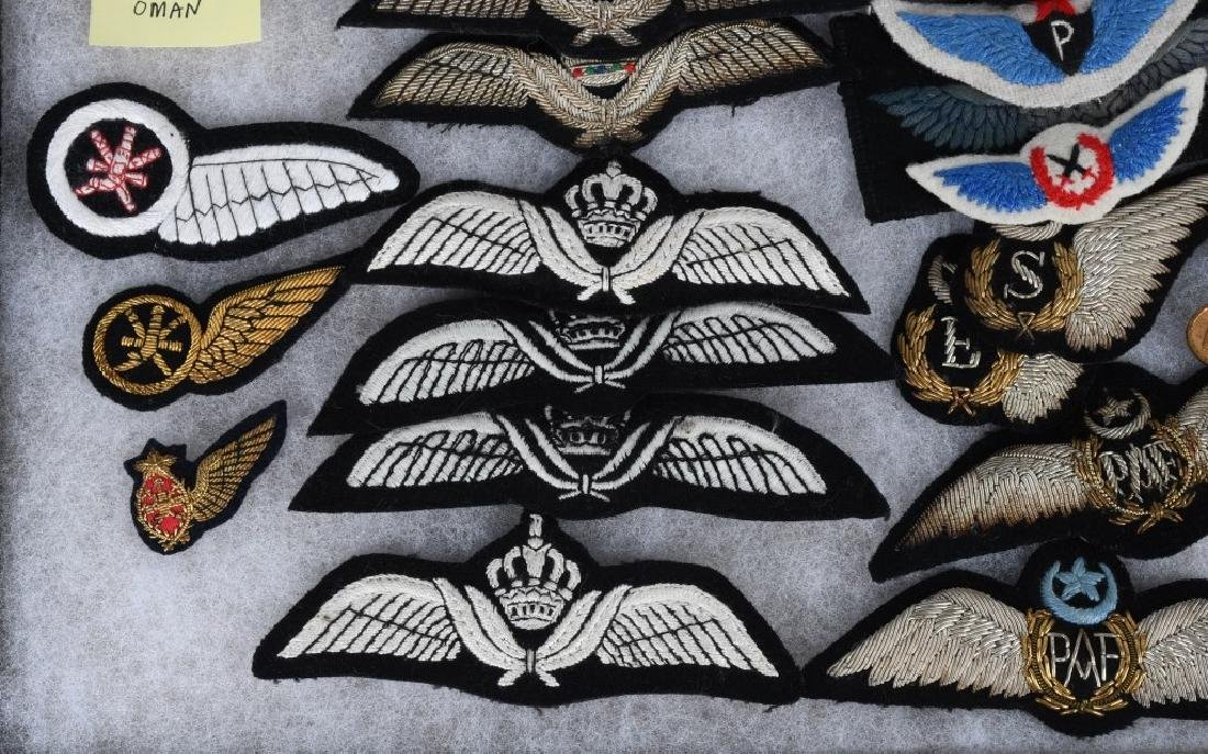 AIR FORCE WINGS & INSIGNIA AFRICA - MIDDLE EAST - 6