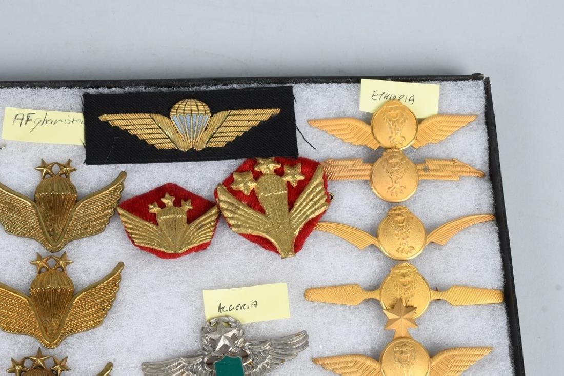 AIR FORCE WINGS & INSIGNIA AFRICA - MIDDLE EAST - 9