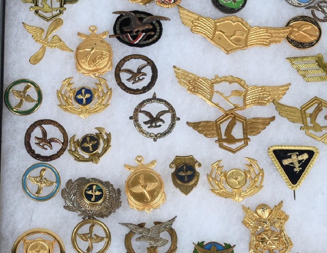 GERMAN LUFTANSA AIRLINES WINGS & INSIGNIA LOT - 5