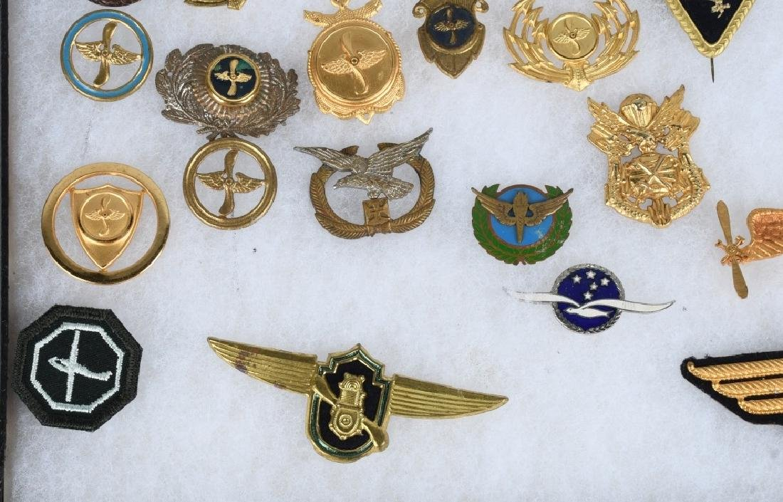 GERMAN LUFTANSA AIRLINES WINGS & INSIGNIA LOT - 6