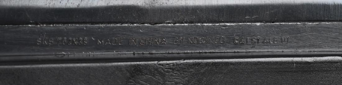 CHINESE NORINCO SKS 7.62 X 39mm RIFLE - 10
