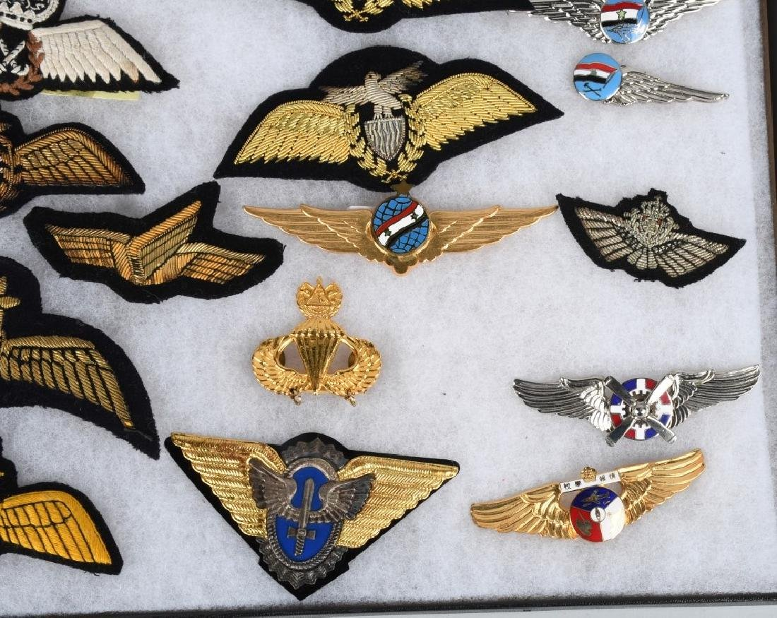 AIR FORCE WINGS - ASIA AND AFRICA, MIDDLE EAST - 10