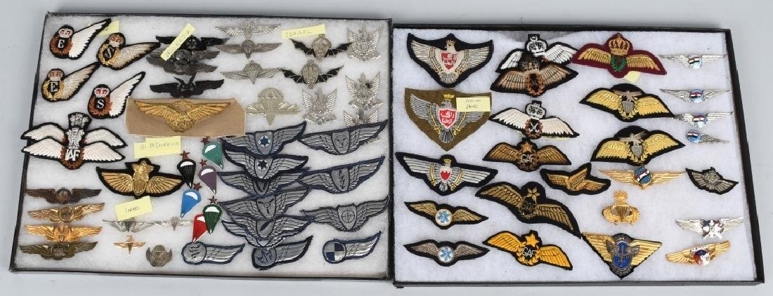 AIR FORCE WINGS - ASIA AND AFRICA, MIDDLE EAST