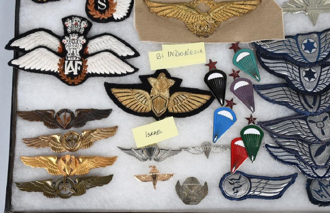 AIR FORCE WINGS - ASIA AND AFRICA, MIDDLE EAST - 6