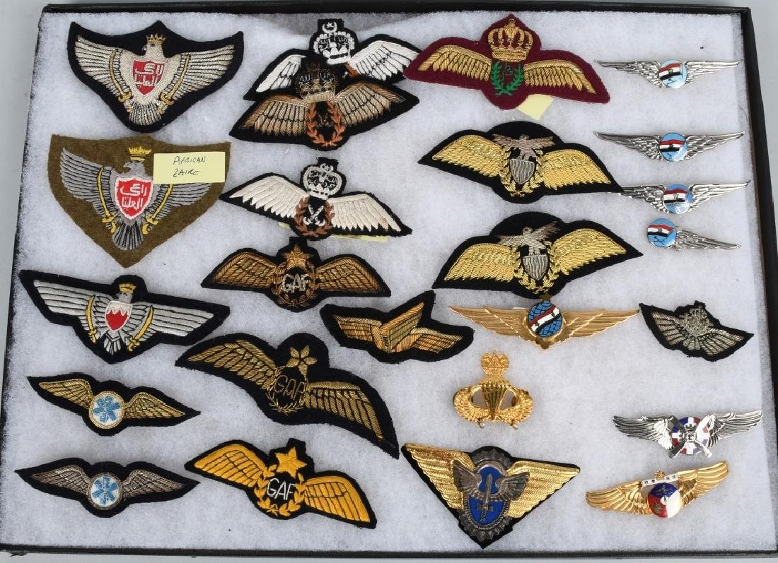 AIR FORCE WINGS - ASIA AND AFRICA, MIDDLE EAST - 7