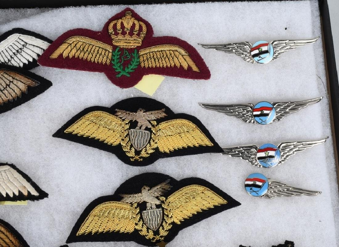 AIR FORCE WINGS - ASIA AND AFRICA, MIDDLE EAST - 9