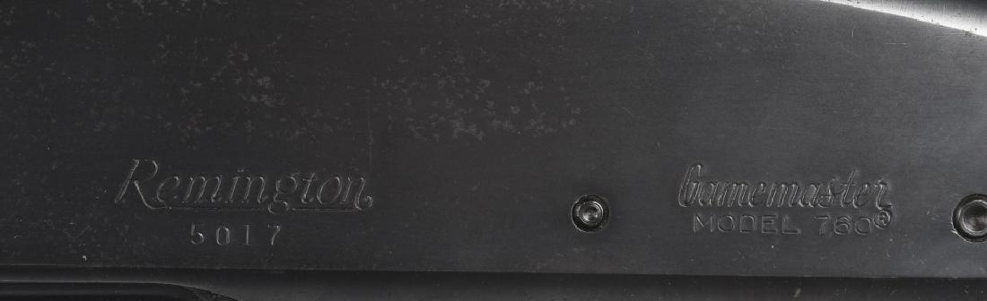REMINGTON 760 GAMEMASTER 30-06 PUMP RIFLE - 10