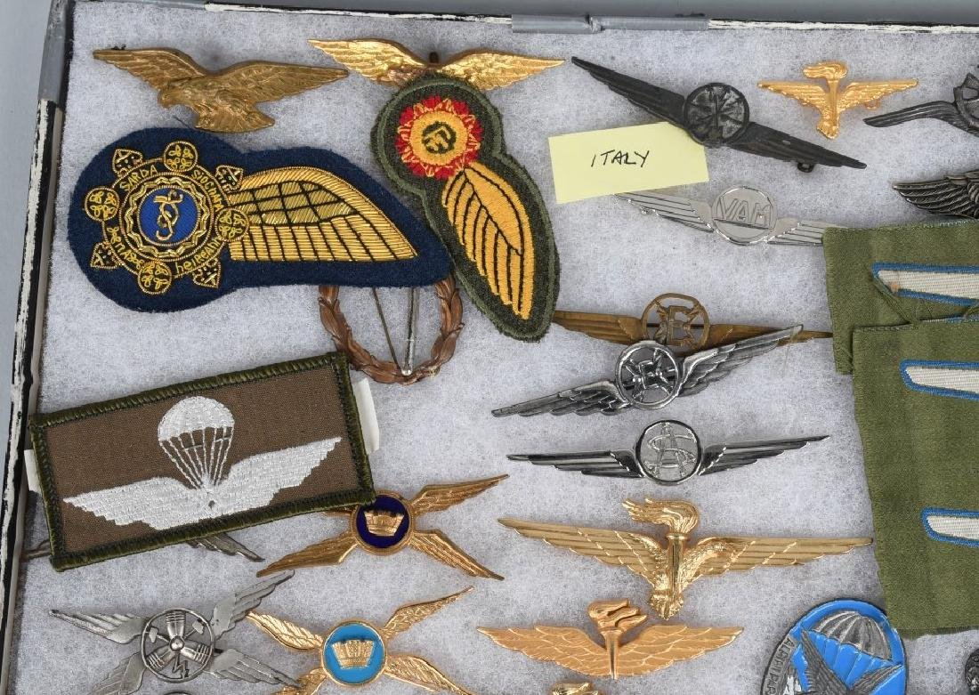 MISCELLANEOUS LOT OF AIR FORCE INSIGNIA - 2