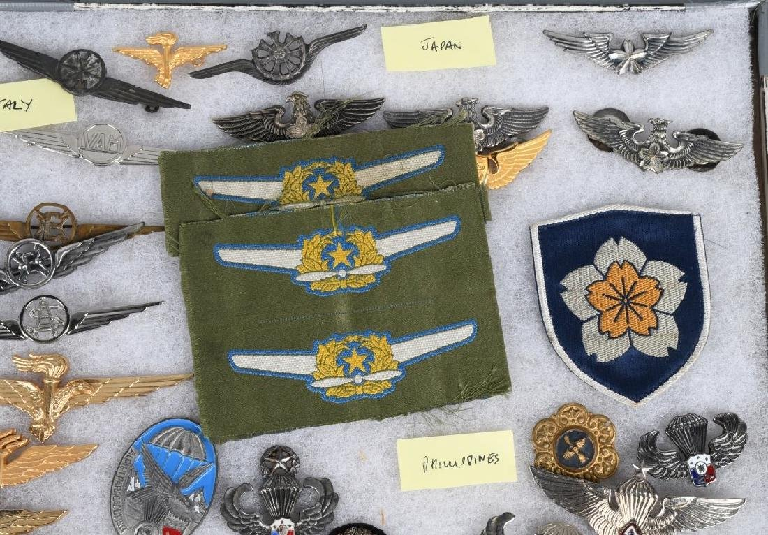 MISCELLANEOUS LOT OF AIR FORCE INSIGNIA - 3