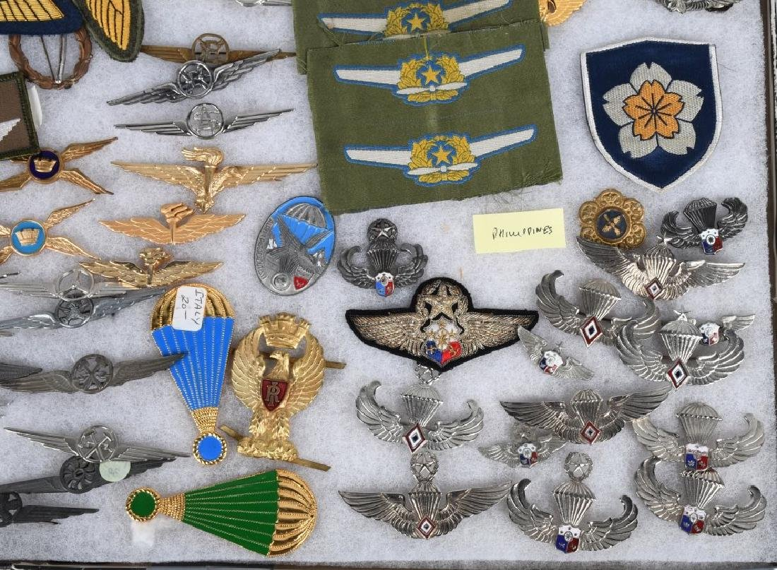 MISCELLANEOUS LOT OF AIR FORCE INSIGNIA - 4