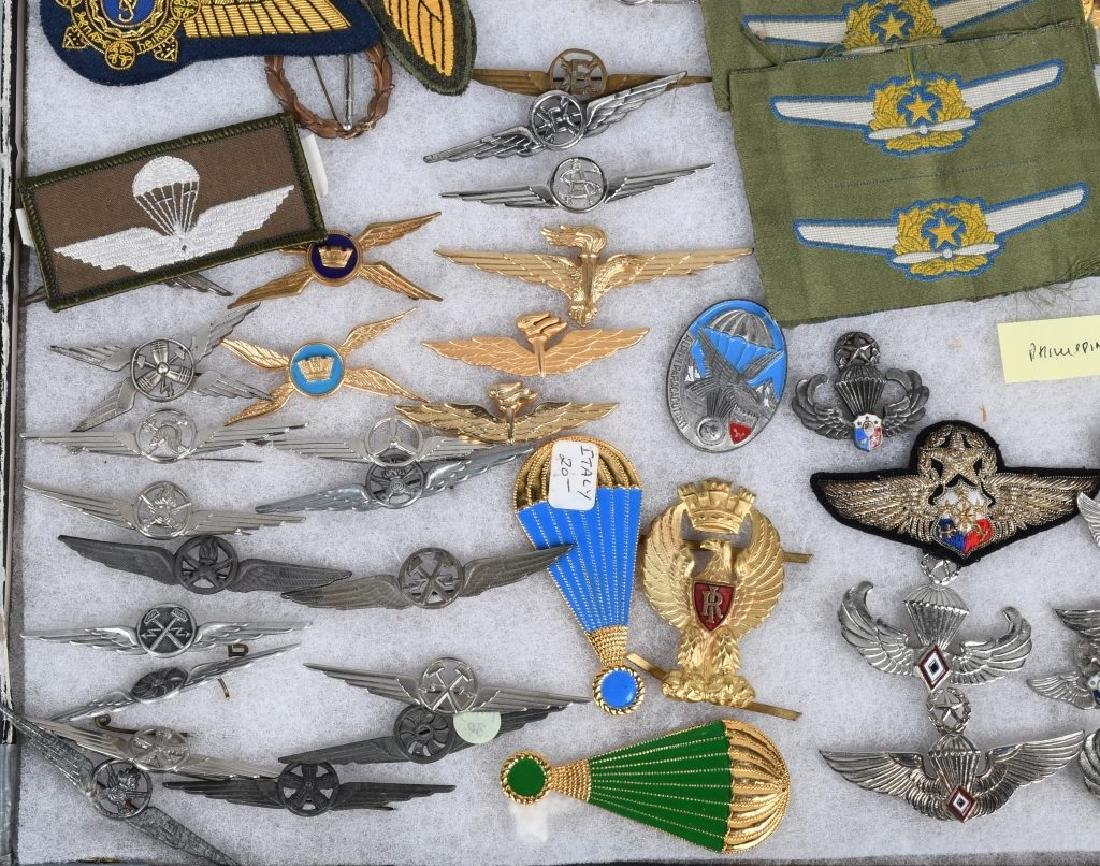 MISCELLANEOUS LOT OF AIR FORCE INSIGNIA - 5