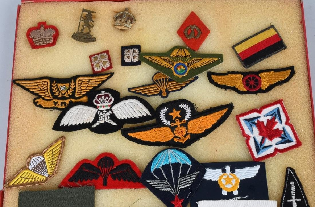 MISCELLANEOUS LOT OF AIR FORCE INSIGNIA - 6
