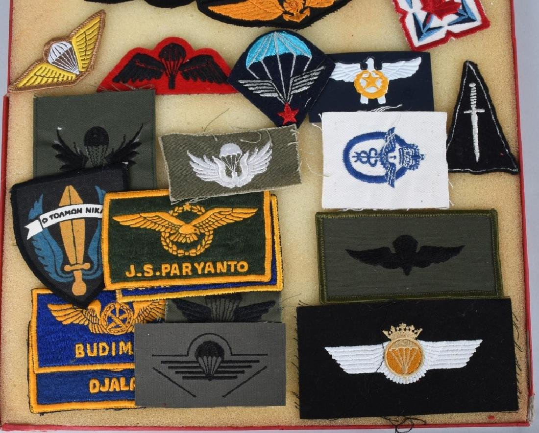 MISCELLANEOUS LOT OF AIR FORCE INSIGNIA - 7