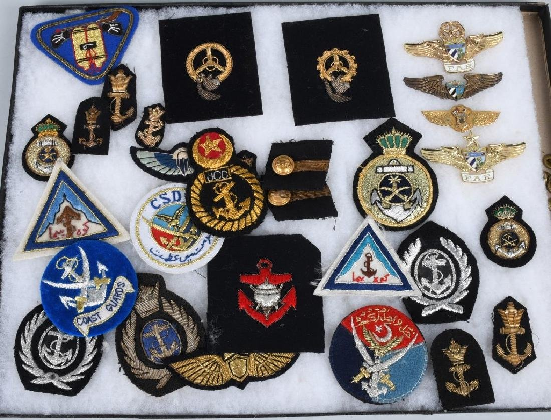 MISCELLANEOUS LOT OF AIR FORCE INSIGNIA - 8