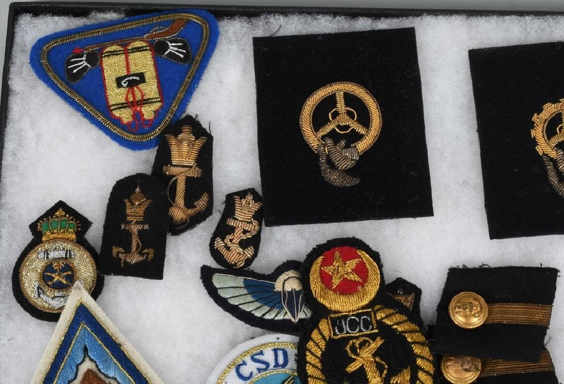 MISCELLANEOUS LOT OF AIR FORCE INSIGNIA - 9