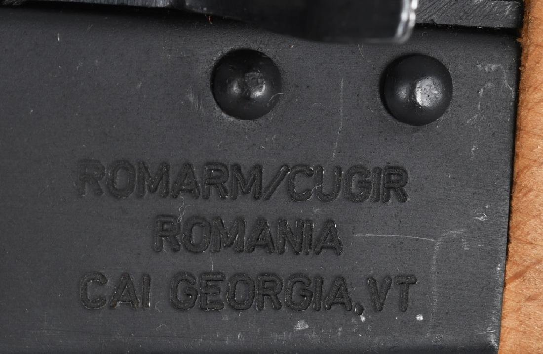 ROMARM AK 47, 5.56 X 45mm, RIFLE, ROMANIA - 5