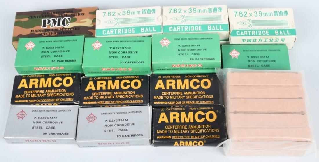 500- 7.62x30 AK47 AMMO