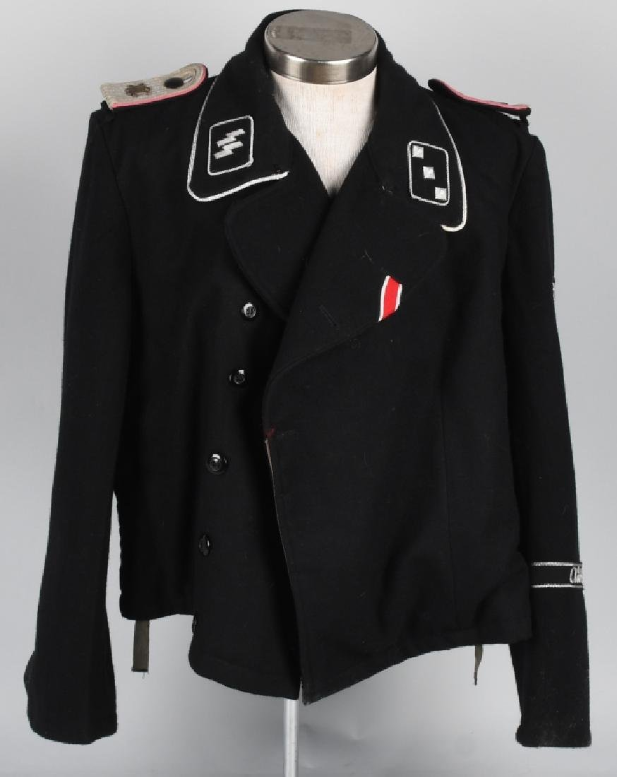 REPRODUCTION SS 1ST PANZER DIV TUNIC ADOLF HITLER