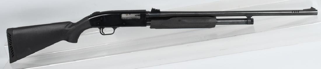 MOSSBERG MODEL 500, .20 GA. PUMP SHOTGUN
