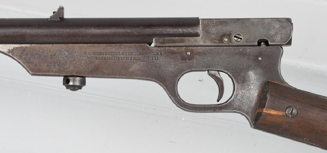 QUACKENBUSH .22 BOY'S RIFLE - 5