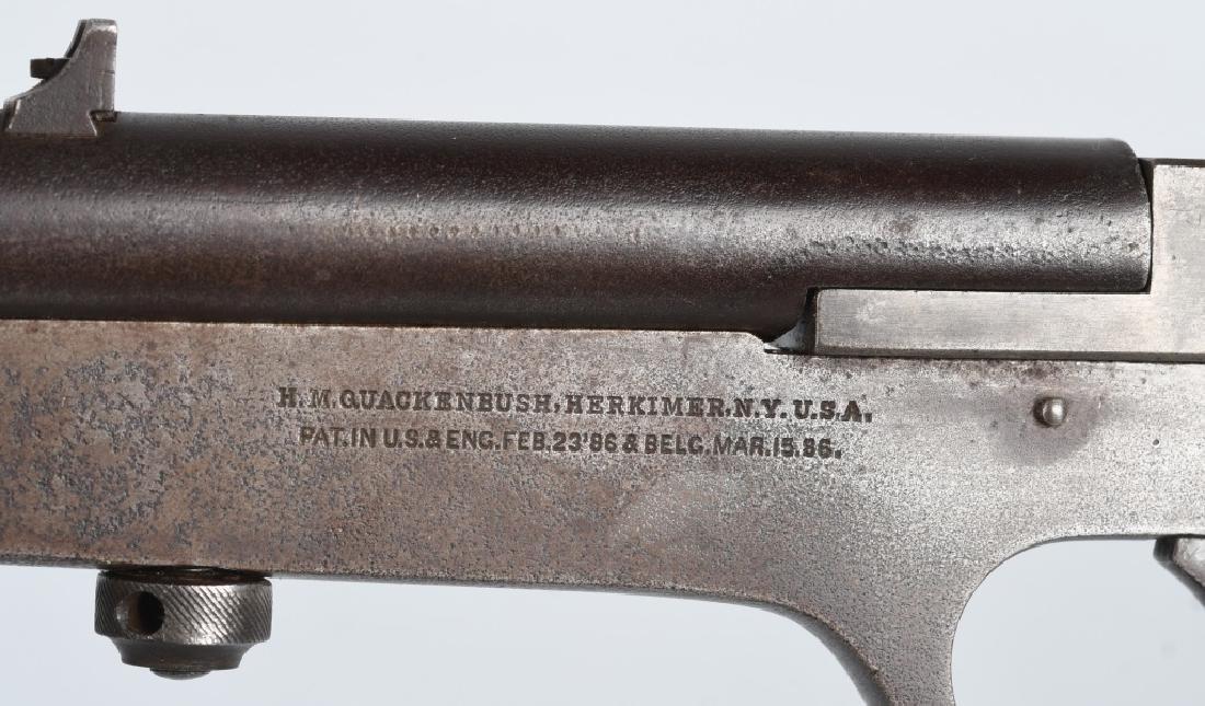 QUACKENBUSH .22 BOY'S RIFLE - 7
