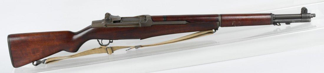 SPRINGFIELD M1 GARAND .30M1 BOLT RIFLE