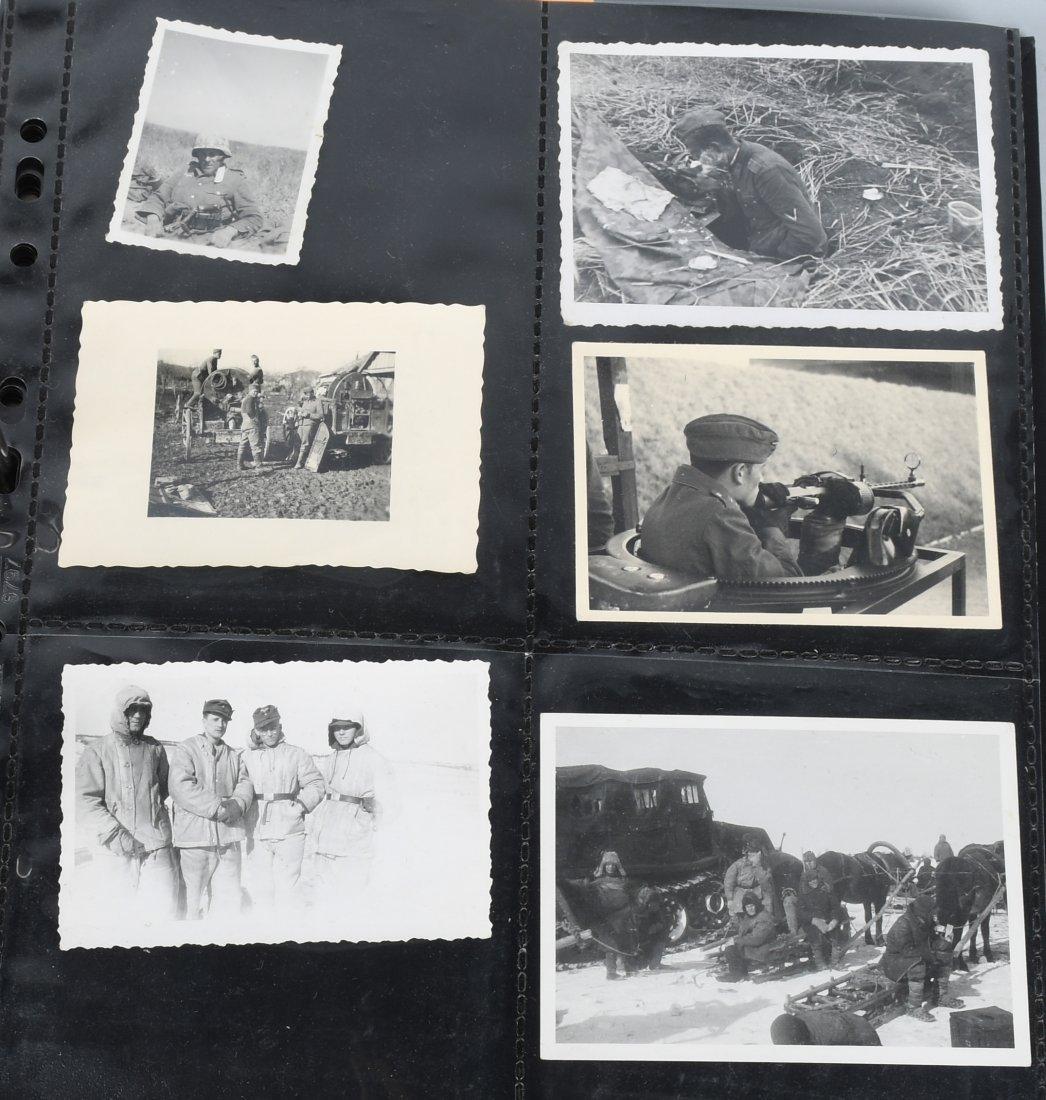 WWII NAZI GERMAN PHOTOGRAPH LOT 150 PHOTOS