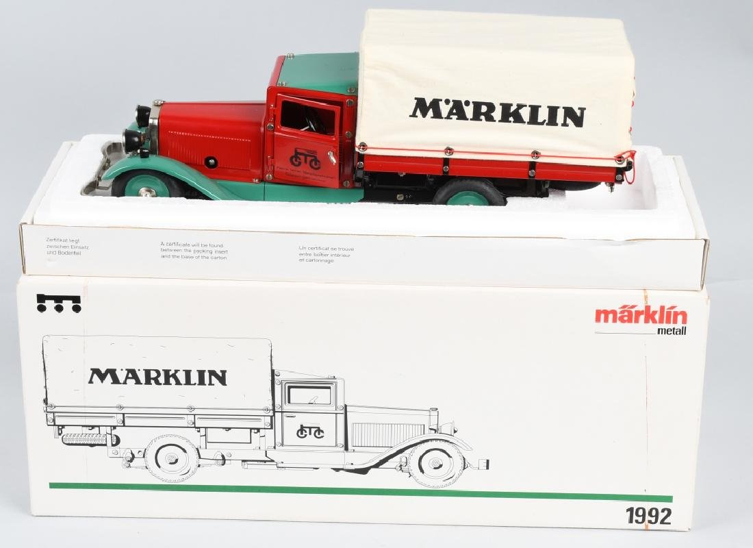 MARKLIN 1992 DELIVERY TRUCK, BOXED