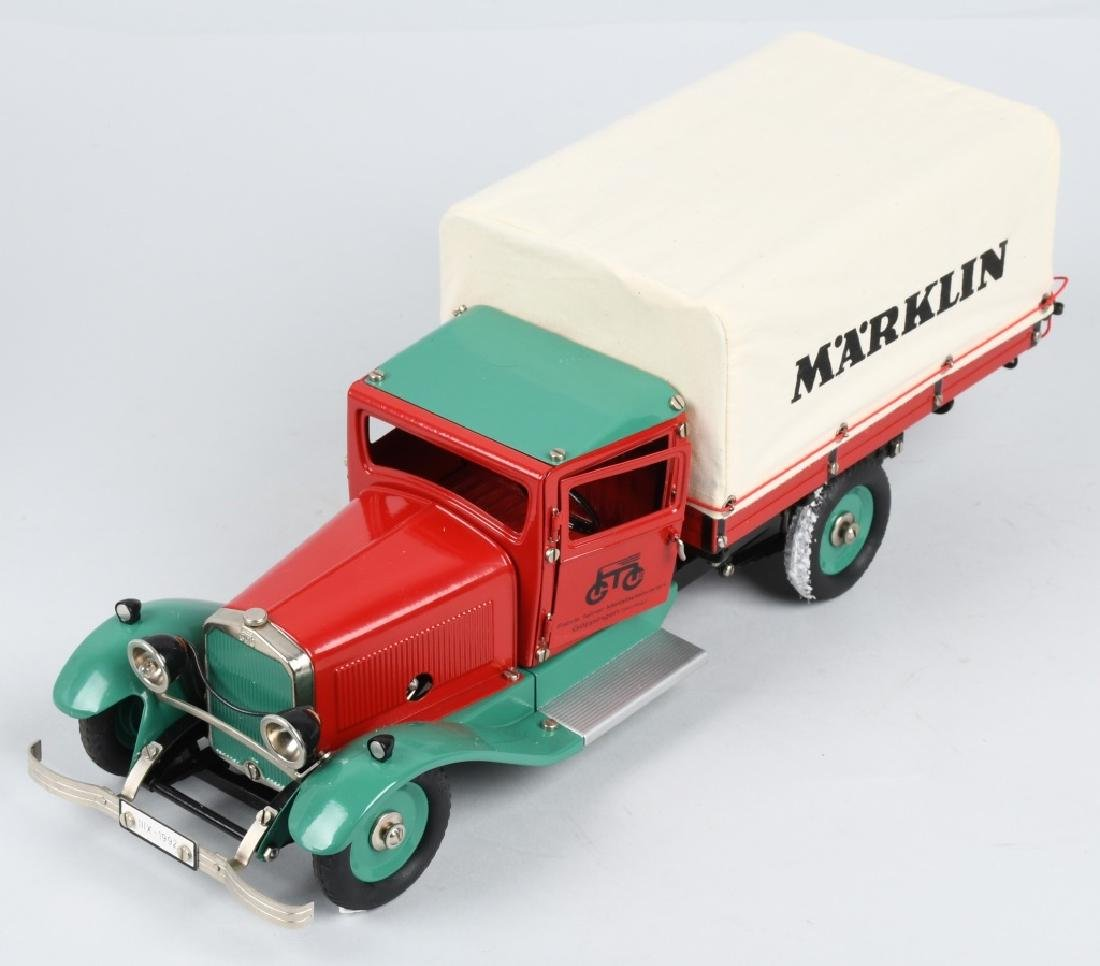 MARKLIN 1992 DELIVERY TRUCK, BOXED - 2