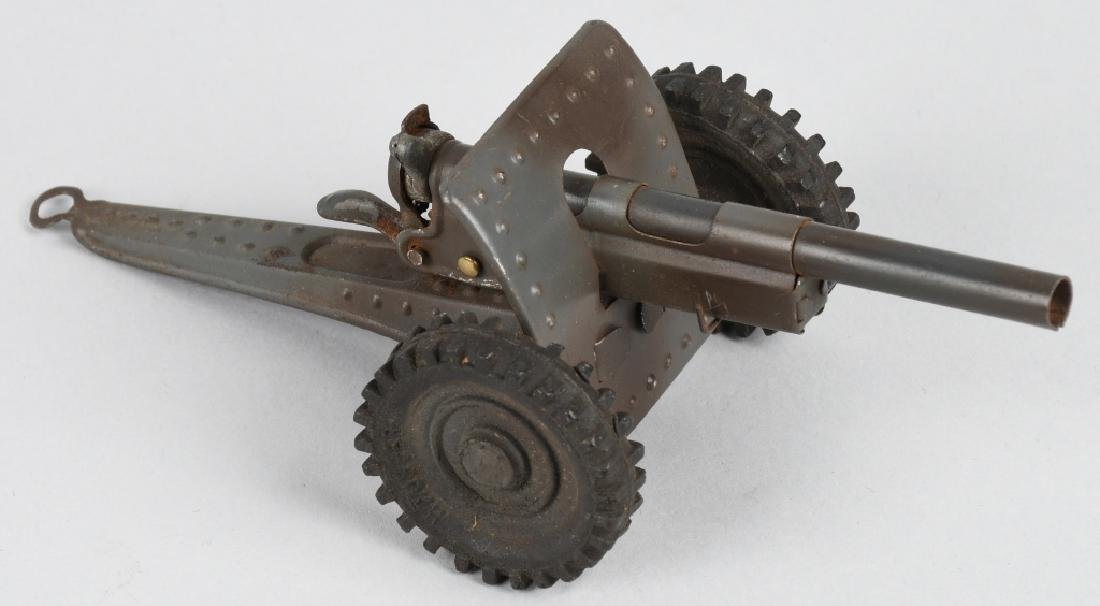 GERMAN HAUSER TIN CANNONS, CAISSON and MORE - 2