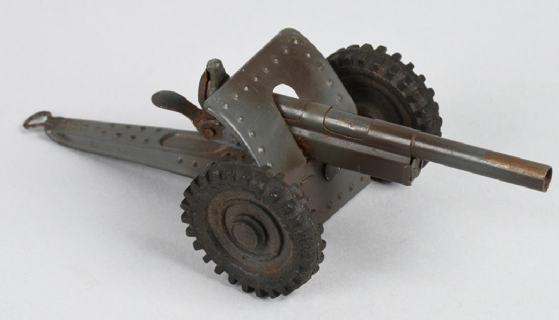 GERMAN HAUSER TIN CANNONS, CAISSON and MORE - 3