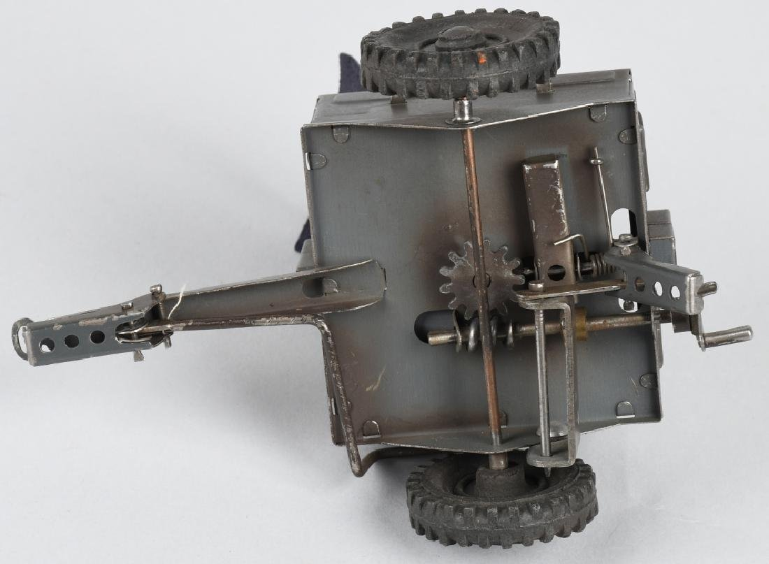 GERMAN HAUSER TIN CANNONS, CAISSON and MORE - 7