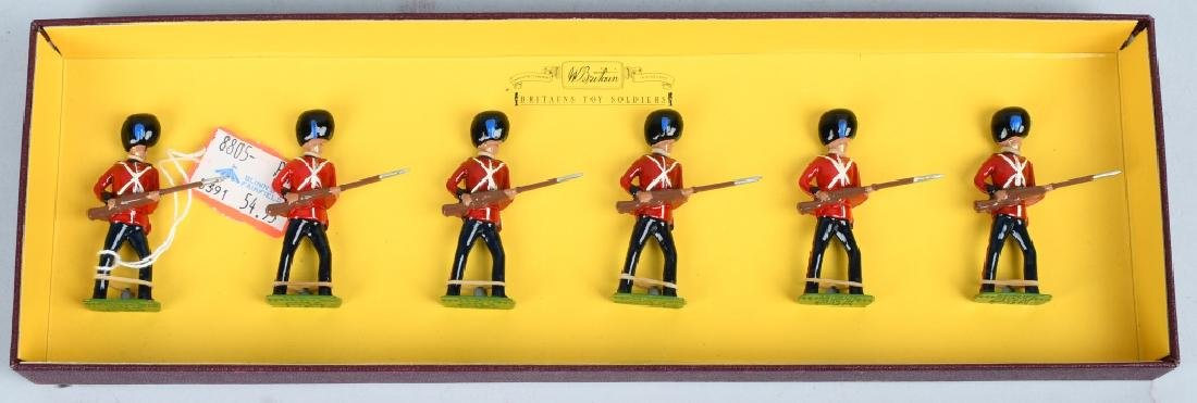 4-BRITAINS LIMITED EDITION LEAD SOLDIER SETS - 3