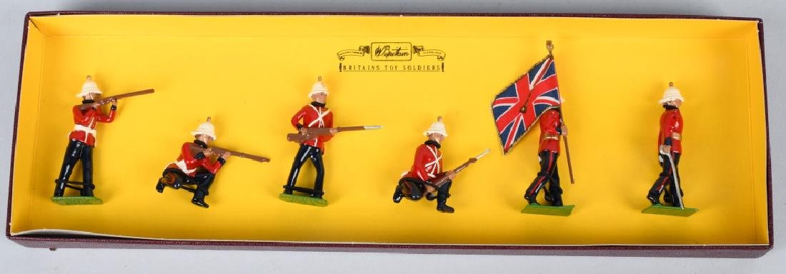4-BRITAINS LIMITED EDITION LEAD SOLDIER SETS - 2