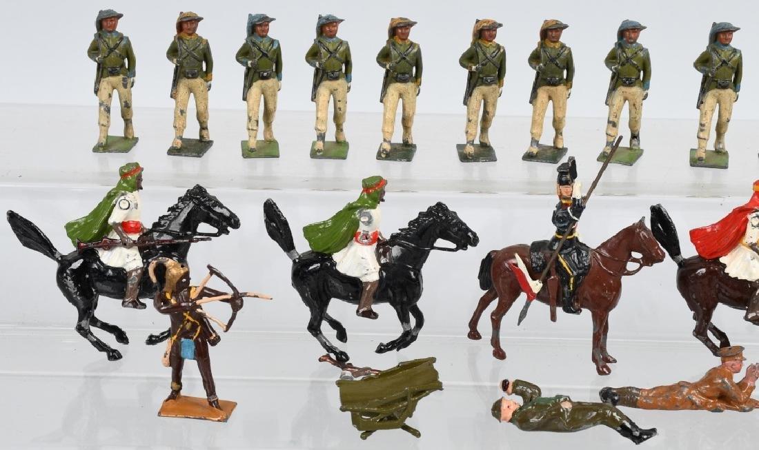 38-BRITAINS LEAD SOLDIERS - 3