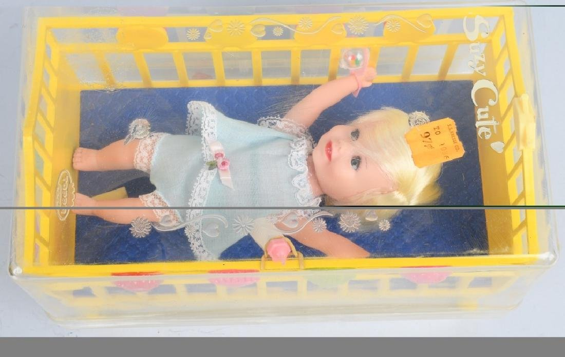 LARGE LOT of 1964 TOPPER SUZY CUTE DOLL & MORE - 4