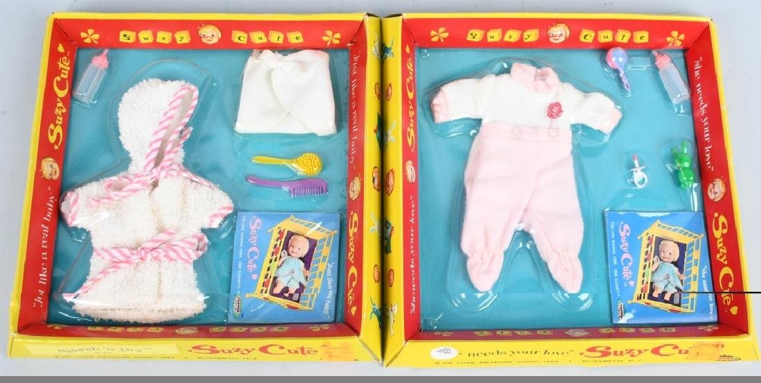 LARGE LOT of 1964 TOPPER SUZY CUTE DOLL & MORE - 6
