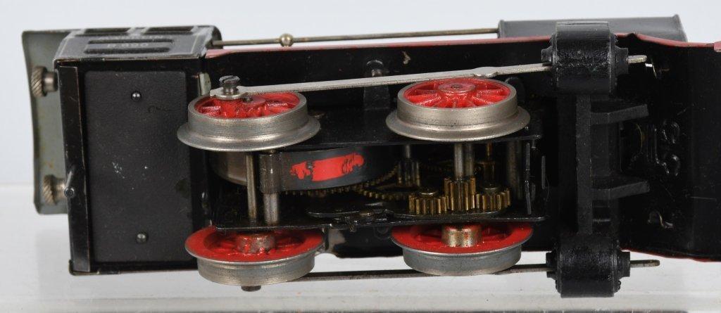 MARKLIN O GAUGE R890, MITROPA TRAIN SET - 4