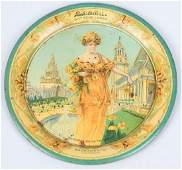 RUHSTALLERS GILT LAGER TIP TRAY