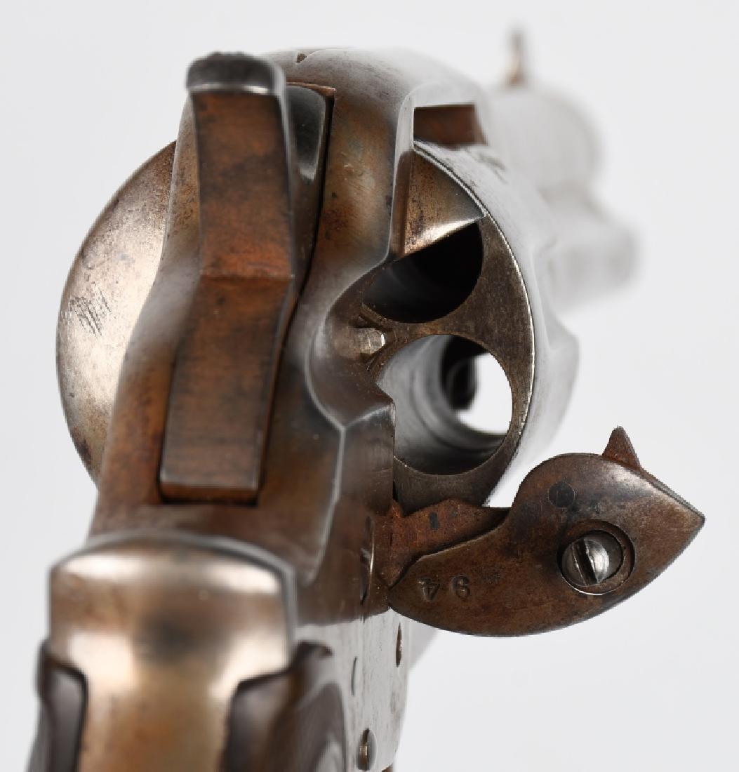 COLT MODEL 1878 FRONTIER .44-40 REVOLVER MFG 1899 - 3