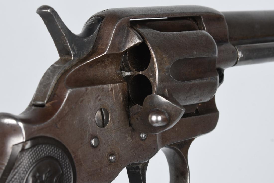 COLT MODEL 1878 FRONTIER .45 REVOLVER, MFG 1886 - 3