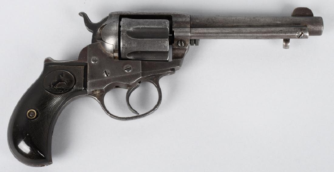 COLT MODEL 1877 LIGHTNING .38 REVOLVER, MFG 1906