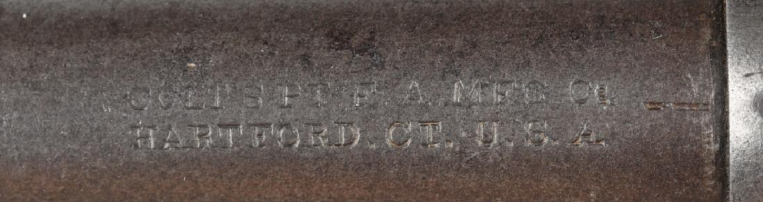 COLT MODEL 1877 LIGHTNING .38 REVOLVER, MFG 1906 - 5