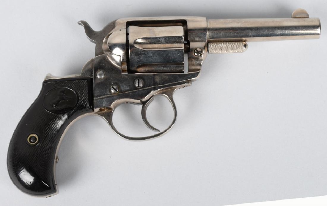 COLT MODEL 1877 LIGHTNING .38 REVOLVER, MFG 1888
