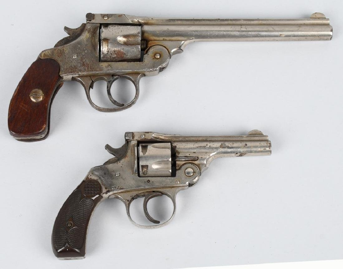 2-REVOLVERS, HOPKINS & ALLEN . 32 and MORE