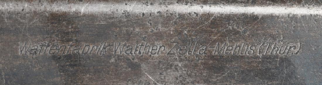 WALTHER MODEL 4 .32 SEMI AUTO PISTOL w/ HOLSTER - 5